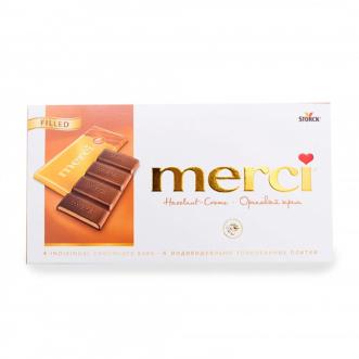 Шоколад Merci